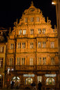 Traditional Hotel Zum Ritter in Heidelberg, Germany Stock Photos