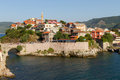 Traditional houses from Amasra Stock Photography