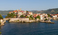 Traditional houses from Amasra Stock Images