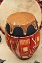 Traditional indian drum Royalty Free Stock Photo