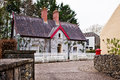 Traditional Irish Cottage Royalty Free Stock Photos