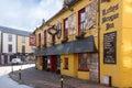 Traditional Irish Pub. Tralee. Ireland Royalty Free Stock Photo