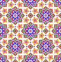 Traditional Islamic Pattern Stock Image