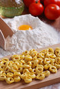 Traditional Italian pasta Royalty Free Stock Photography