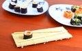 Traditional japanese food, Sushi