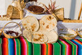 Traditional mexican foods Royalty Free Stock Photo