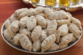 Traditional Moroccan makrout, date cookies