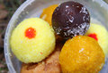 Traditional natural indian sweets