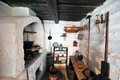 Traditional old kitchen