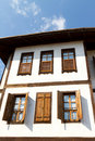 Traditional Ottoman House Royalty Free Stock Images