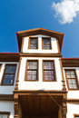 Traditional Ottoman House Stock Image