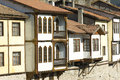 Traditional Ottoman Houses in Amasya, Turkey Royalty Free Stock Image
