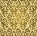 Traditional ottoman turkish seamless design Royalty Free Stock Photo