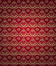 Traditional ottoman turkish seamless design Royalty Free Stock Photo
