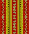 Traditional pattern Royalty Free Stock Photo