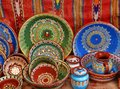 Ceramic from Bulgaria Royalty Free Stock Photo