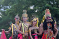 Traditional Puppet Costumes called Wayang