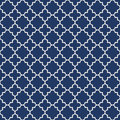 Traditional Quatrefoil Lattice...