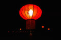 Traditional Red Chinese Lamps