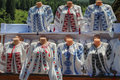 Traditional Romanian Blouses