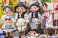 Traditional Romanian Dolls