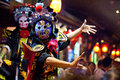 Traditional Sichuan Chinese Opera