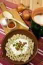 Tradičné slovenské jedlo