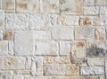 Traditional stones wall stone of the south of italy Royalty Free Stock Photos