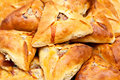 Traditional tatar potato and meat  pastry Royalty Free Stock Image