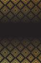 Traditional Thai style pattern background