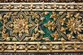 Traditional thai style pattern stock photos Royalty Free Stock Photos