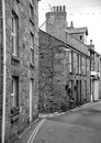 Traditional village in Cornwall