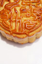 Traditionele Mooncake Royalty-vrije Stock Afbeelding