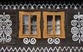 Traditional architecture , Cicmany , Slovakia
