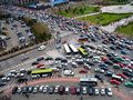 Traffic jam Royalty Free Stock Images