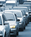 Traffic jam 3 Royalty Free Stock Photography