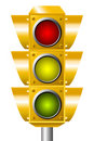 Traffic Light Royalty Free Stock Photos