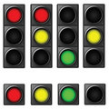 Traffic-light Royalty Free Stock Image