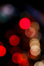 Traffic light bokeh background vertical pattern Royalty Free Stock Photo