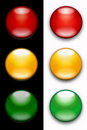 Traffic lights Royalty Free Stock Image