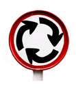Traffic sign Stock Photos