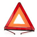 Traffic triangle Royalty Free Stock Photo