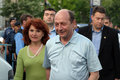 Traian Basescu Royalty Free Stock Photography
