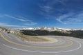 Trail Ridge Road, USA Royalty Free Stock Photo