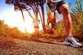 Zdravý chodník běh