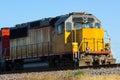 Train Engine Royalty Free Stock Photo