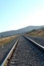 Train Rail Background