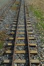 Train Tracks Royalty Free Stock Image