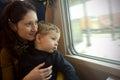 Vlak cestovať