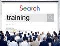 Training Development Skill Learning Improvement Education Concep